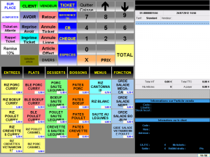 logiciel caisse enregistreuse